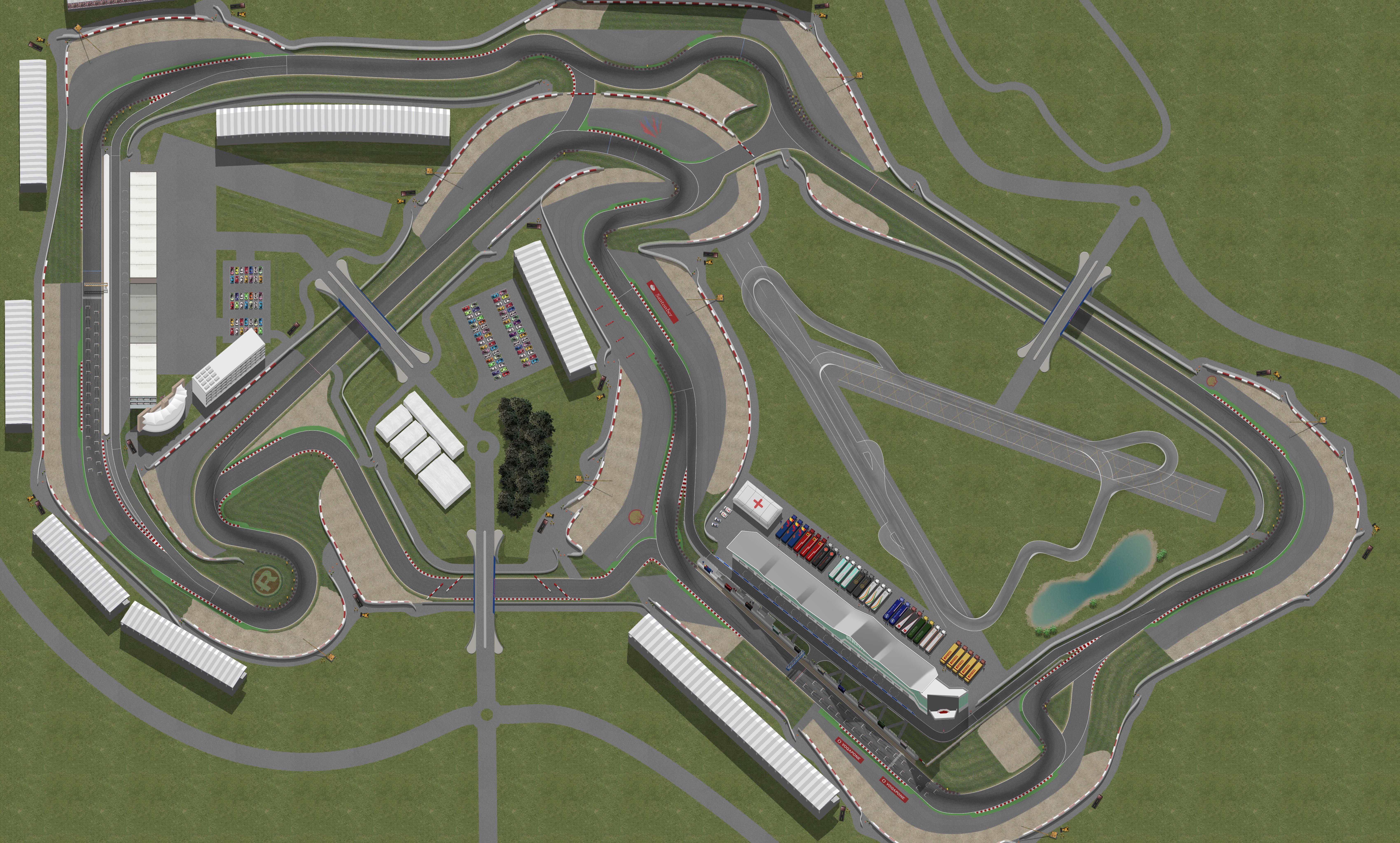 Circuito Algarve : Onracer circuito algarve autodromo de portimão